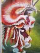 DANCER.... soft pastel